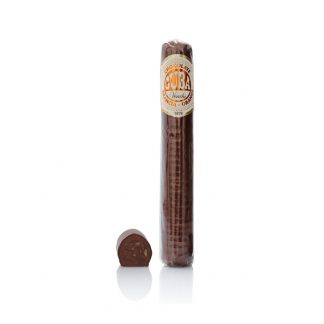 cigare chocolat venchi au chocolat noir à l'écorce d'orange