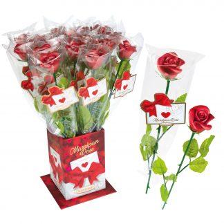 rose pate d amande
